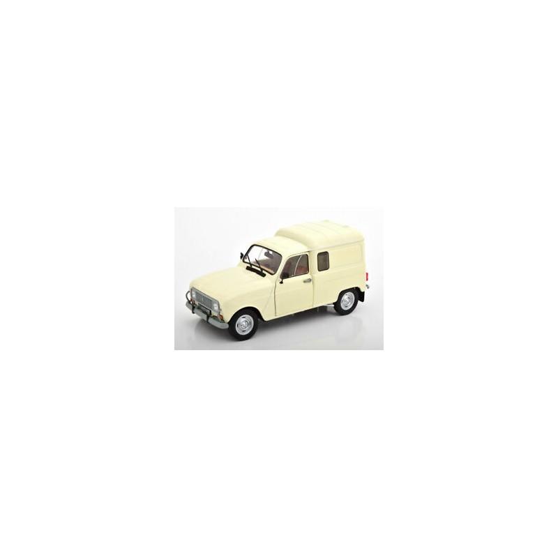 Renault 4lf4 1975 beige maqueta de coche 1:18 solido
