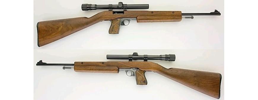 Carabinas y pistolas