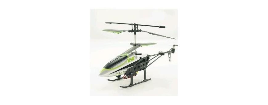 Helicopteros de 2 y 3 canales