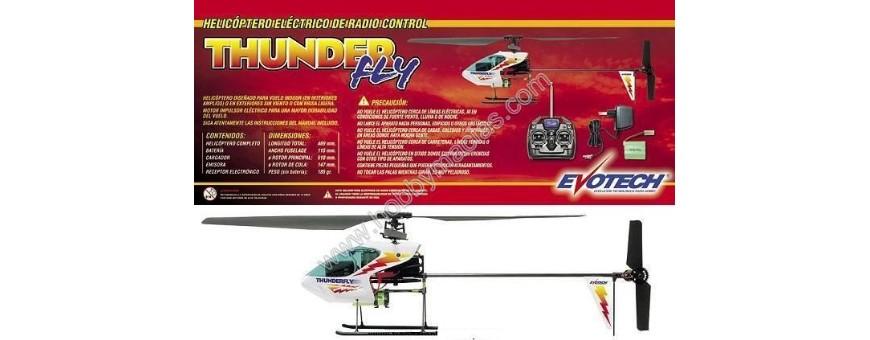 Thunderfly - K2 Evotech