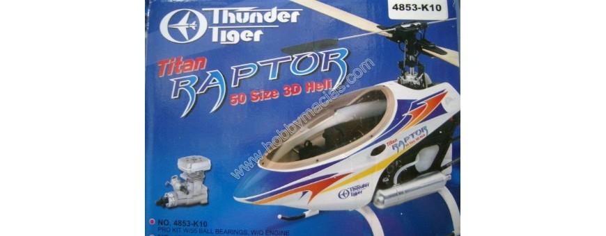 Raptor 50 Titan