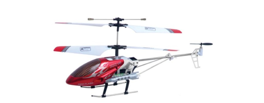 MICRO HELICOP.FXD 3CH
