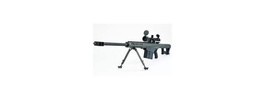 Fusiles Francotirador