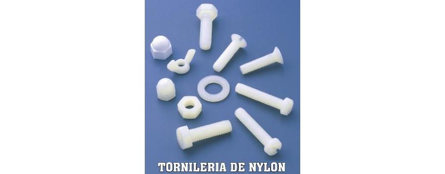 Tornillos de Nylon