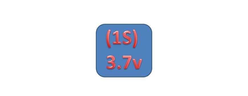 (1S) 3.7V