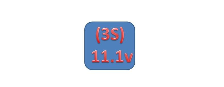 (3S) 11.1V.