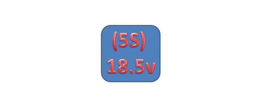 (5S) 18.5V.
