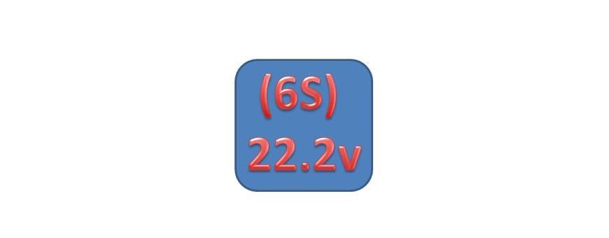 (6S) 22.2V.