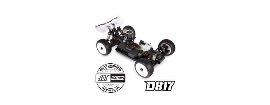 Hb Racing D817/v2