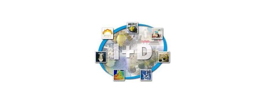I+D (Experimentos y proyectos)